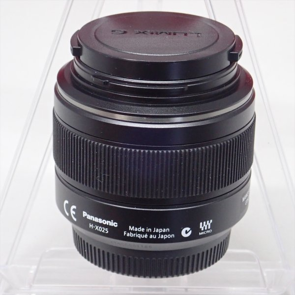 Pnasonic パナソニック LEICA D SUMMILUX 25mm F1.4 ASPH. L-X025 単焦点 NO.210112020
