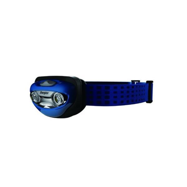 エナジャイザー ヘッドライト HDL100BL ブルー