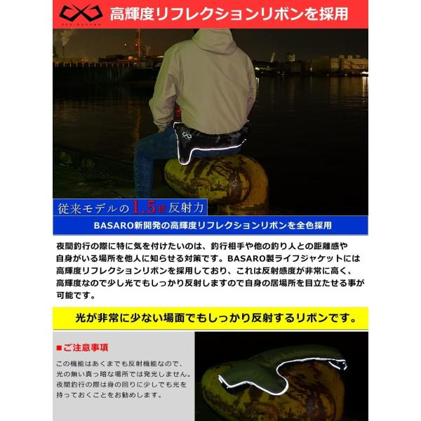 ライフジャケット 自動膨張式 釣り 腰巻き ウエスト 自動 ベルトタイプ 大人 子供 メンズ レディース|seedjapan|05