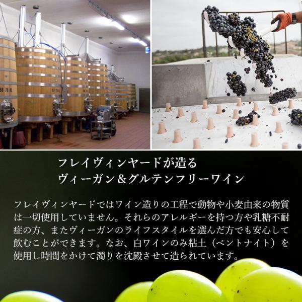 オーガニックワイン フレイヴィンヤード カベルネソーヴィニヨン 750ml アメリカ産 seedleaf 04