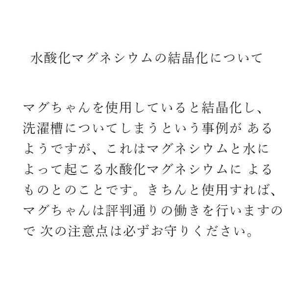 ナチュラルクリーニング 洗たくマグちゃん 宮本製作所 洗剤 洗濯まぐちゃん アイデアの方程式|seedleaf|08