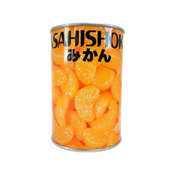 ASAHISHOKUみかん4号缶 435g×6個×2セット