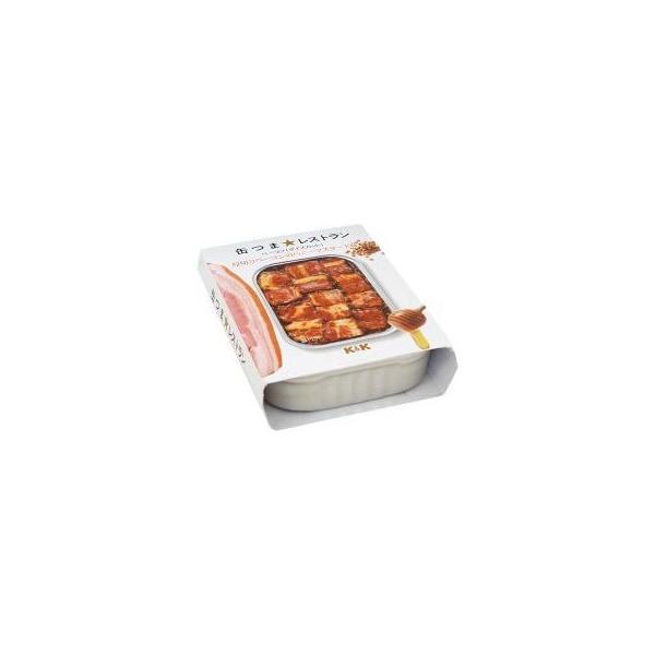 国分 K&K缶つま★レストラン厚切りベーコンのハニーマスタード味K3B 105g×12個 【送料無料】