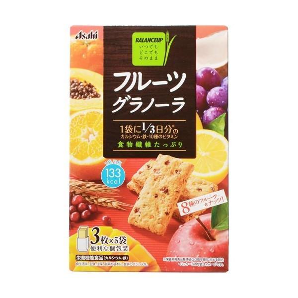 バランスアップ フルーツグラノーラ (3枚×5袋)|segp-shop