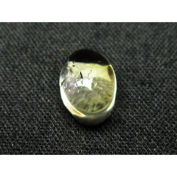 シトリン水晶 ルース t358-1397
