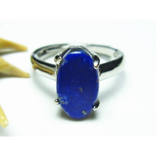 ラピスラズリ 指輪 (10号) t109-1587|seian|02