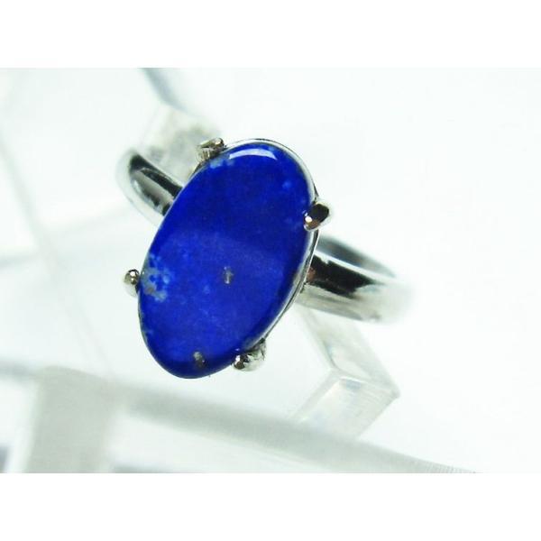 ラピスラズリ 指輪 (10号) t109-1587|seian|03