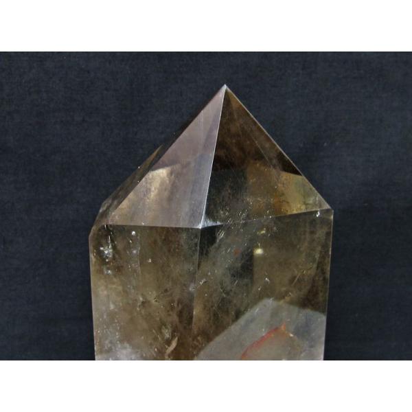 1.3Kg ライトニング水晶 六角柱 t581-5143|seian|04