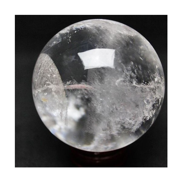 ヒマラヤ水晶 丸玉 61mm  t62-11614|seian