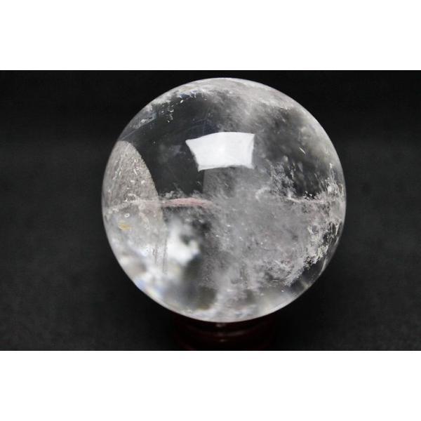ヒマラヤ水晶 丸玉 61mm  t62-11614|seian|02
