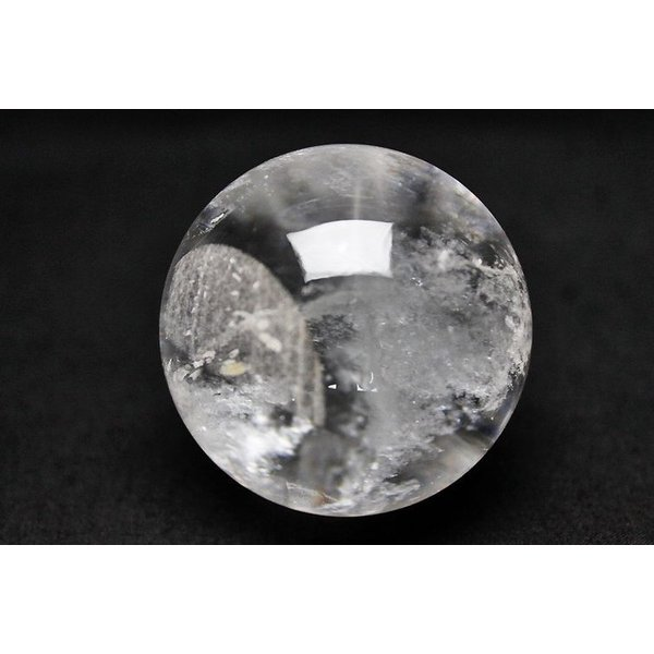 ヒマラヤ水晶 丸玉 61mm  t62-11614|seian|03