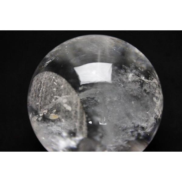 ヒマラヤ水晶 丸玉 61mm  t62-11614|seian|04