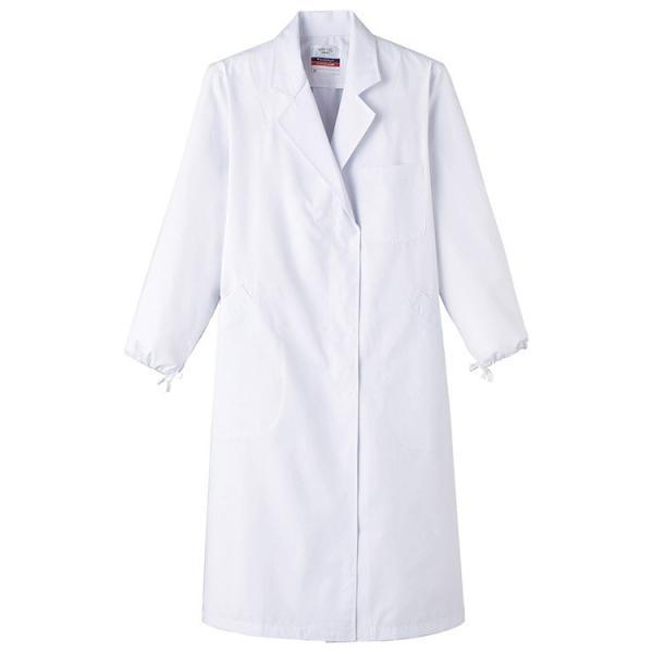 医療白衣 女性用 シングル 診察衣 常備在庫あり MR120 激安 医療 ナース服 あすつく|seifukusimasenka