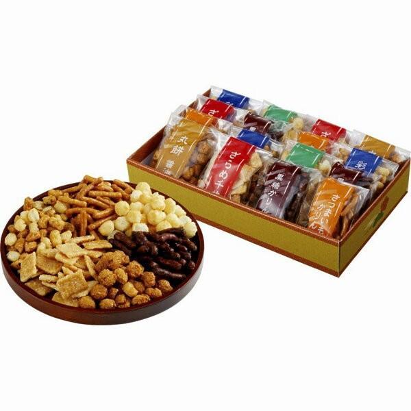 和菓子おかき かりんとう 詰め合せ 「菓撰」セット ギフト対応 法事・法要・粗供養・年祭のお返し(返礼品)に