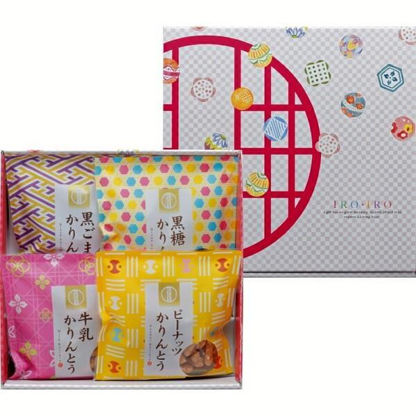 和菓子 セット 詰合わせかりんとう詰合せお茶請け おやつ法事・法要・粗供養・年祭のお返し(返礼品)に