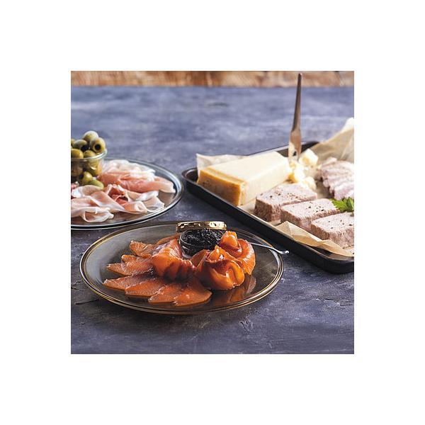 【お取り寄せ】【LBV】 マグレカナール鴨のローストと天然キャビア入り7種オードブルセット