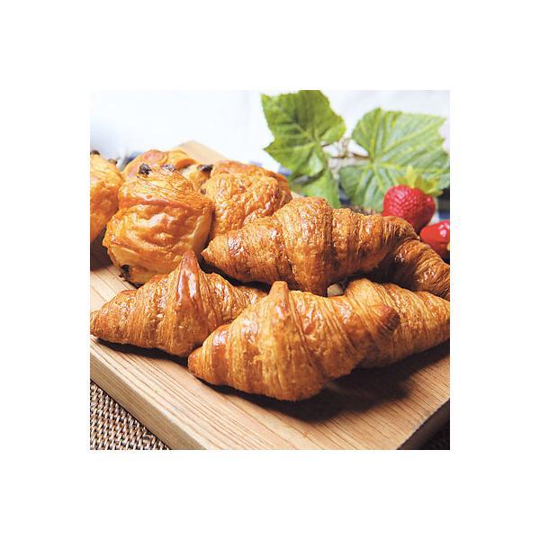【お取り寄せ】 【R】 フランス産冷凍ミニクロワッサン(約65個)&ミニパンオショコラ(約70個) ※個体差があるため、数量は目安になります。