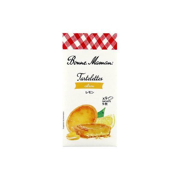 ボンヌママン レモンタルト 125g×3個