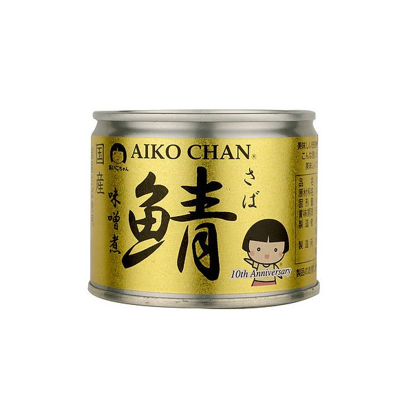 伊藤食品 美味しい鯖 味噌煮 190g×3個