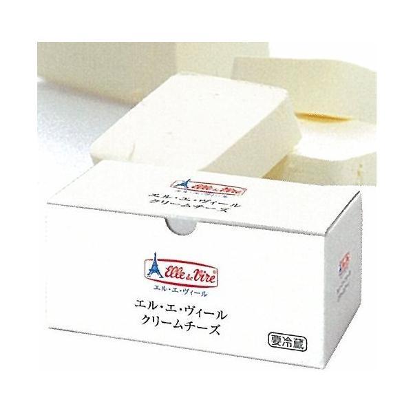 エル・エ・ヴィール/クリームチーズ 1kg×12