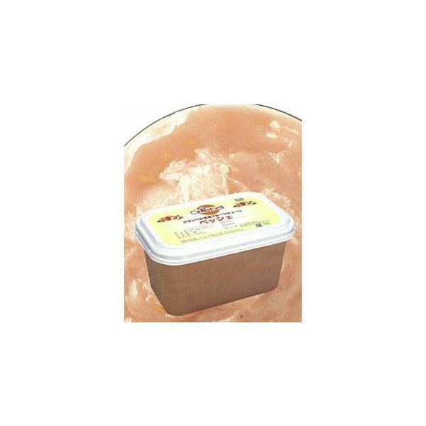 グランベル/冷凍ペッシェピューレ(10%加糖) 1kg<白桃>