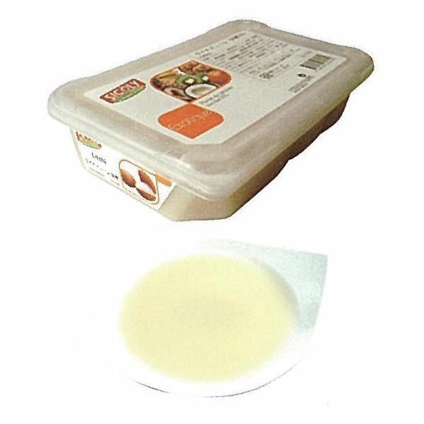 シコリ/冷凍ライチピューレ(10%加糖) 1kg×6