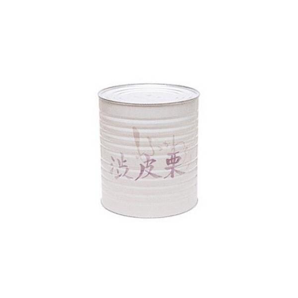 ナカリ/渋皮付栗甘露煮A-S 1号缶<栗>