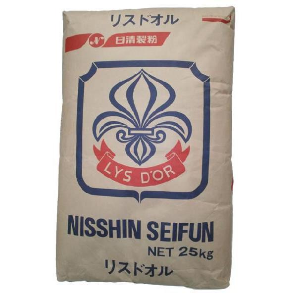 日清製粉/フランスパン用準強力粉 リスドォル 25kg<小麦粉>