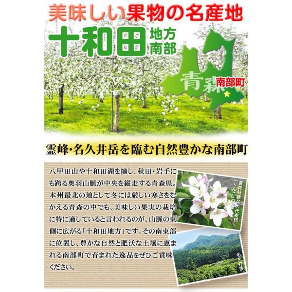 梨 青森南部町産 ご家庭用 八雲梨 4kg 1箱 送料無料 やくも梨|seikaokoku|05