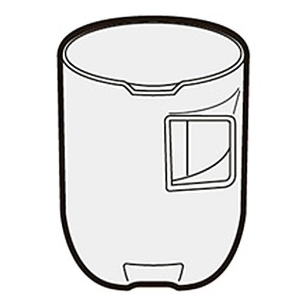 シャープ 掃除機用ダストカップ(217 137 0544)【対応機種】EC-A1R-P   EC-A1R-Y   EC-A1RX-N   EC-A2XE6-W   EC-AH2R-N   EC-AR2S-P他