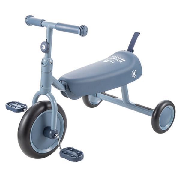 《ミッキー、ミニーのワンポイントをあしらった、三輪車》ides D-bike dax Disney ミッキー