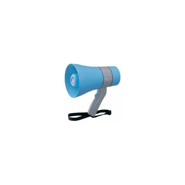 拡声器 防滴小型メガホン ユニペックス 6W TR-215A