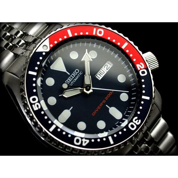 セイコーダイバーズ逆輸入セイコーSEIKO自動巻き腕時計SKX009K2