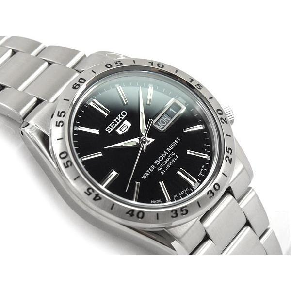 セイコー5 SEIKO5 セイコー 逆輸入 自動巻 腕時計 SNKE01J1
