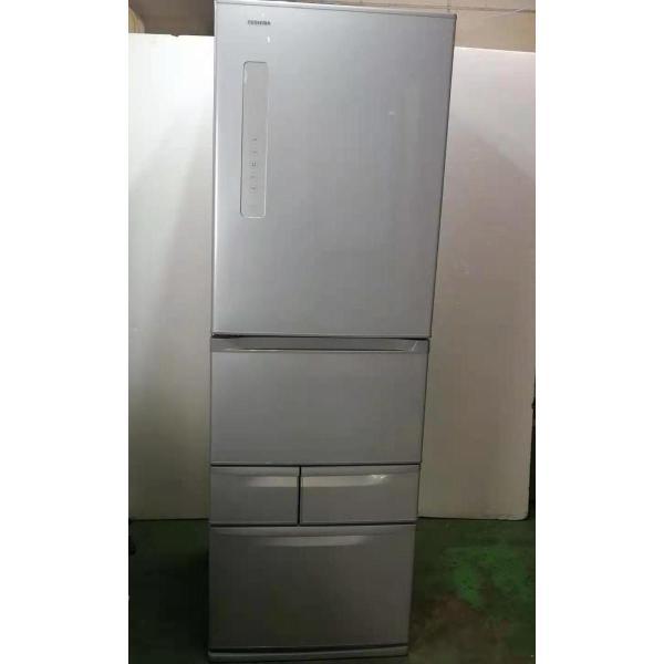地域 ・設置費東芝2014年製426L5ドア大型冷蔵庫2102261128