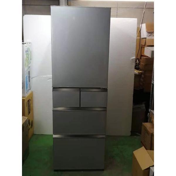地域 ・設置費AQUA2015年製415L自動製氷機能付き中古冷蔵庫2103271102