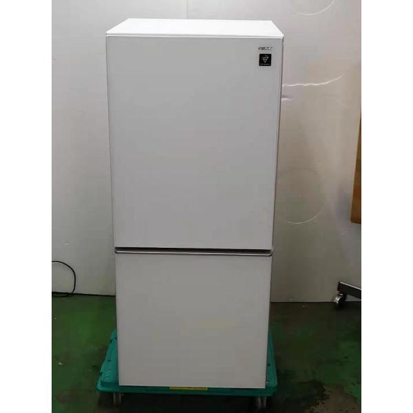 地域 ・設置費シャープ2018年製137L中古冷蔵庫2104041837