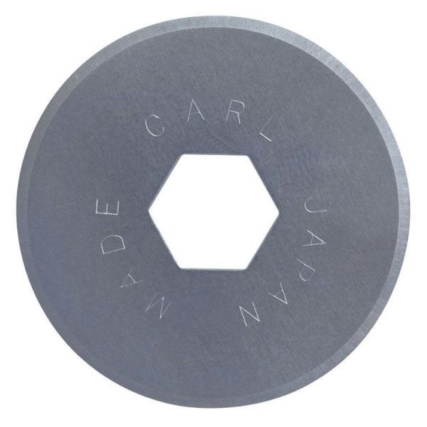CARL ディスクカッター替刃 フッ素コート K-18
