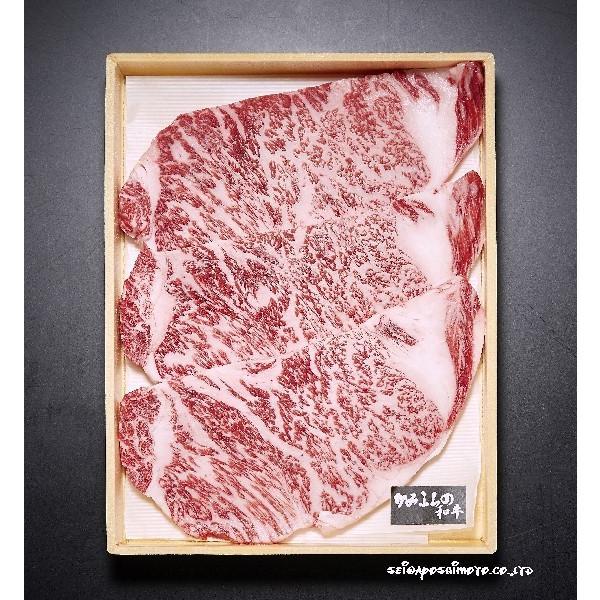 お取り寄せグルメ産地直送 かみふらの和牛サーロインステーキ180g×3枚
