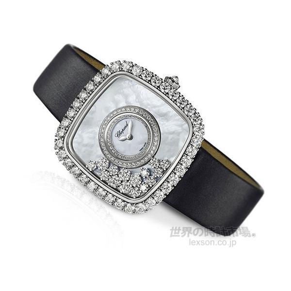 ショパール 204368-1001 ハッピー ダイヤモンド 40周年記念モデル 世界限定1500本<在庫や納期はお問合下さい>
