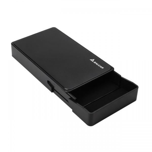 Salcar 高速USB3.0 3.5インチ 外付け HDD/SSD ケース UASP高速転送 SATAIII対応 6TB 高放熱性 工具不要 簡単着脱 1年保証 sekey-online 02