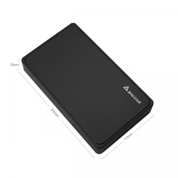 Salcar 高速USB3.0 3.5インチ 外付け HDD/SSD ケース UASP高速転送 SATAIII対応 6TB 高放熱性 工具不要 簡単着脱 1年保証 sekey-online 04