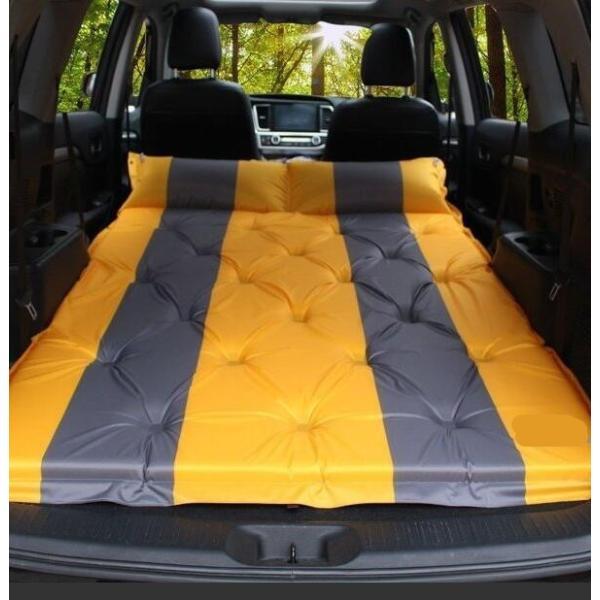 スペースクッション バブルマット 車中泊マット エア-ベッド カー用品 寝具 車中泊 長距離 渋滞 快適空間 仮眠  TD020|seki|04