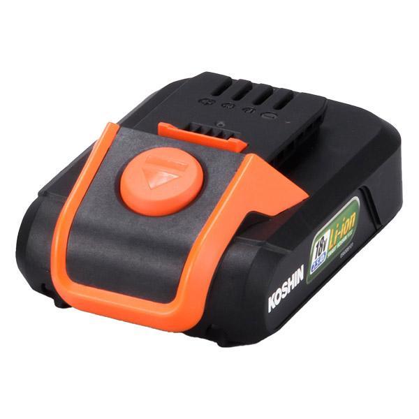 即日出荷 工進 KOSHIN  スマートバッテリー 18V 2.5Ah PA-380