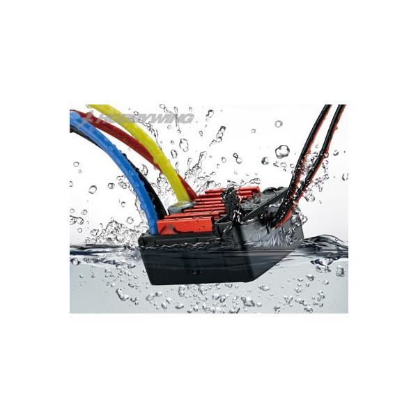 HOBBYWINGQuicRUN-WP-1060-BrushedBEC内蔵3A/6V 1/10用  ホビーウィング日本総代理店