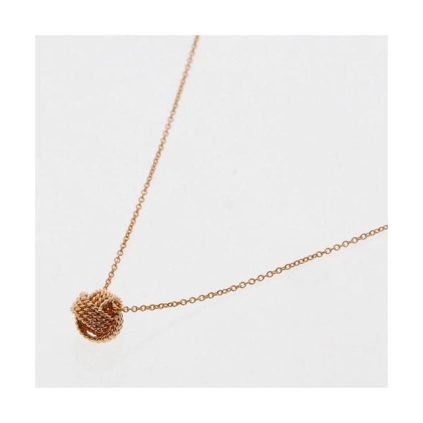 Tiffany&Co. ティファニー ツイスト ワイヤー ノット ペンダント 33278934