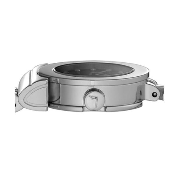 Ferragamo フェラガモ 腕時計 レディース ガンチーニ ブラック SFBF00218