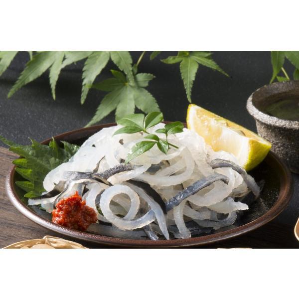 とらふぐ皮刺し500g 下関直送 糸作り 湯引き 国産養殖|sekitarokujirapro