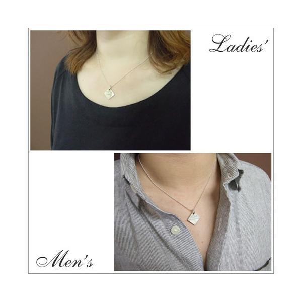ペアネックレス カップル セット シルバー 人気 ブランド  FISS (Confession of love 〜愛の告白〜) (FISS-M077)|select-alei|02