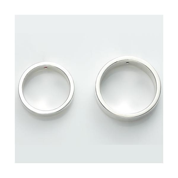 ペアリング シルバー FISS (Heart of gold 〜高潔な心〜) (FISS-SH2-BIRTH)|select-alei|04